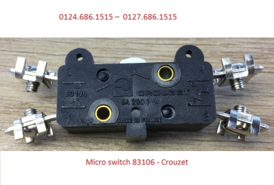 MICRO SWITCH CROUZET  83106