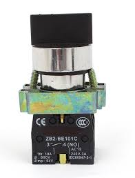Selector Switch ZB2 BE101C XB2 BD21