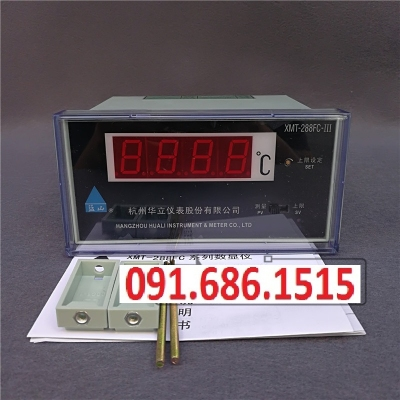 digital display temperature controller XMT-288FC-III transformer temperature controller Hangzhou Huali