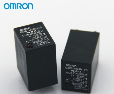 Role trung gian/Solid State Relay OMRON G3H/G3F-203S/203SN/203SLN/G3HD/G3FD-X03SN/102SN/-VD