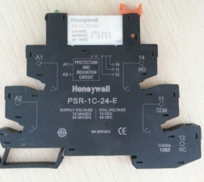 Rơle trung gian Honeywell, Honeywell Relay SR-1C-DC24V with base PSR-1C-24-E