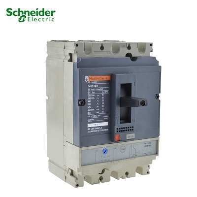 aptomat Schneider 3P Molded Case Circuit Breaker,Air Switch Circuit Breaker NS100/160/250/400/630N H L