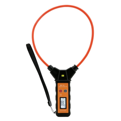 Đồng hồ kẹp dòng dạng dây mềm, VictoryFlexible Coil Leakage Current Clamp Meter VC690, High Current Clamp Meter AC 9999A