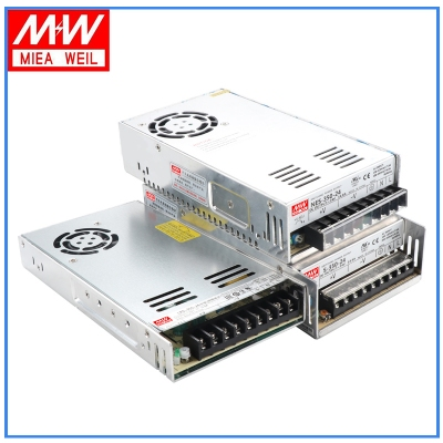Bộ nguồn DC, Power Supply Meanwell MS-15W, MS-25W, MS-35W, MS-50W, MS-60W, MS-75W, MS-100W, MS-120W, MS-150W, MS-500W