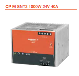 Bộ nguồn Weidmuller, Rail Switching Power Supply 8951420010 CP M SNT3 1000W 24V 40A