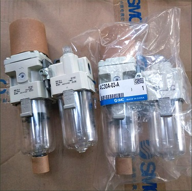 Bộ lọc SMC filter AC20A-02-A filter pressure reducing valve AW / AR20 / 30 / 40-02 / 03 / 04BG-A