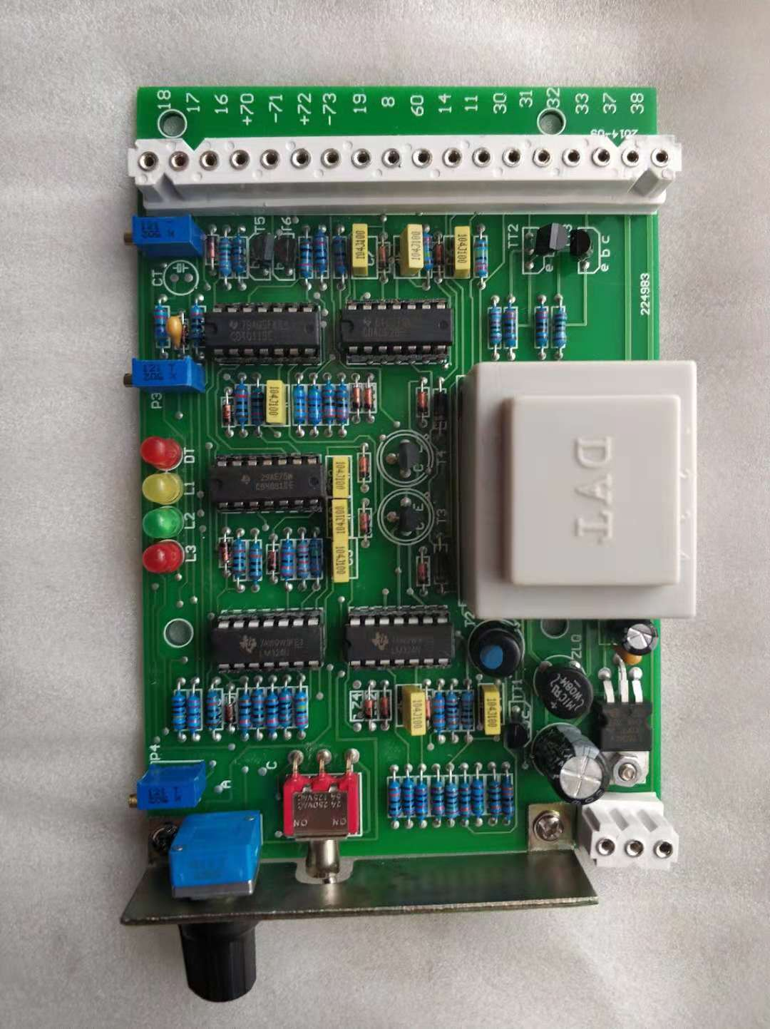 Mạch điều khiển PM2, PM3, POSITIONER-PM2 , POSITIONER-PM3 Baoheng Electric Actuator Board Control Board Power Board Driver Board